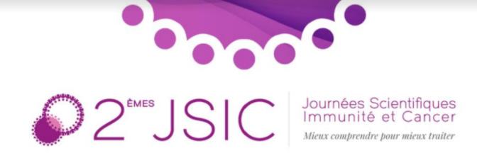 2e Journées JSIC – 17 & 18 janvier 2018 – Paris